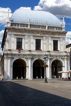 Loggia, Brescia Andrea Palladio, Expo 2015, The Beautiful Country, Northern Italy, 14th Century, World Cultures, Roman Empire, Sicily, Land Scape