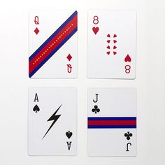 Awesome playing cards. Makes a great housewarming gift.