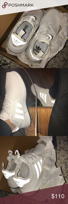 Adidas x_plr Super cute Adidas x_plr. Ordered a 5.5 in boys but to big on me:( Fit a size 7 1/2 in womans! Adidas Shoes Athletic Shoes