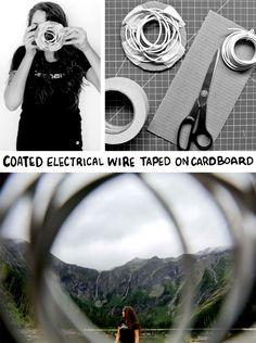 Camera Hacks / 9 DIY Camera Filters / Crafted in Carhartt Source by Camera Hacks / 9 DIY-Kamera-Filter / Hergestellt in Carhartt Source von