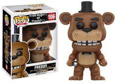 Pop! Games: Five Nights At Freddy's - Freddy