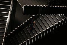 Escaleras - Making Of Polanco tiene un nuevo corazón. #ElPalaciodelosPalacios