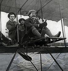 Een eeuw geleden bouwde Marinus van Meel zijn eerste vliegtuig