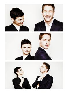 Once Upon A Time Ginnifer and Josh