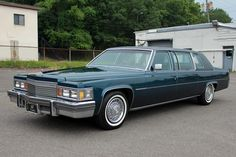 1979 Cadillac Fleetwood Series 75 Limousine Maintenance/restoration of old/vintage vehicles: the material for new cogs/casters/gears/pads could be cast polyamide which I (Cast polyamide) can produce. My contact: tatjana.alic@windowslive.com