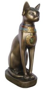 Cats in Ancient Egypt - Wyrdology