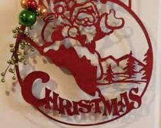 Image result for christmas metal art