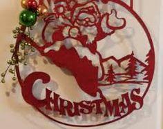 Image result for christmas metal art