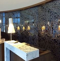 Grace & Webb's interior laser cut screens and panels. - Grace & Webb - Bespoke laser cut screens and panels for luxury architectural and interior projects