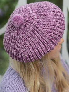 Peppi-neulebaskeri Knitted Hats, Winter Hats, Knitting, Tricot, Breien, Stricken, Weaving, Knits, Crocheting