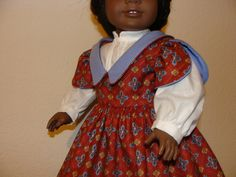 Civil War style outfit for 18 inch doll by DollClothesbyEvie