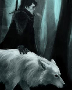 Jon Snow by ehay.deviantart.com on @deviantART