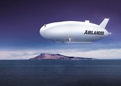 Worlds longest aircraft combines parts from airships, planes and helicopters
