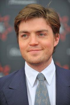 Tom Burke at Third Star premier