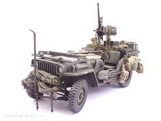 missing-lynx.com - Gallery - Serge Haelterman's Willys Jeep