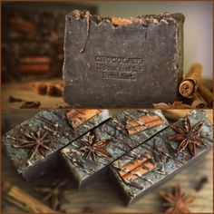 Chocolate & Spices Organic Soap