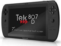 La Tek 807D est une tablette tactile 7 pouces orientée jeux vidéo. Conçue par Tekniser pour satisfaire les joueurs nomades et les utilisateurs de tablettes connectées, la tek 807D évolue dans un ...