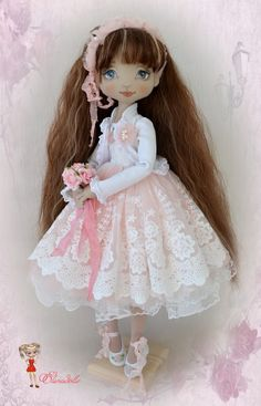 кукла, текстильная кукла, авторская кукла, кукла из ткани,doll, Dolls, cloth doll