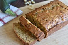 Pineapple Zucchini Bread with White Chocolate Chips
