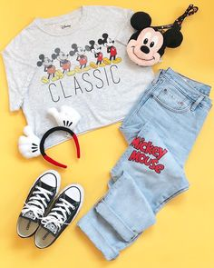 Feb 2020 - I'm going to be Living the Dream in my happy place today❤🏰 . So excited to be back! Most of all because I'll be spending time with my… Disney World Outfits, Cute Disney Outfits, Disney Themed Outfits, Teen Fashion Outfits, Outfits For Teens, Trendy Outfits, Disney Fashion, Disney Shirts, Disneybound Outfits