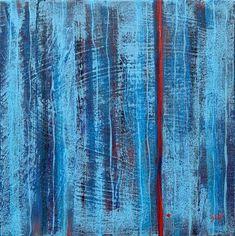 Les Zarts de Béné – Acrylique - 30 x 30 cm Tie Dye Skirt