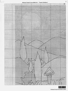 Solo Patrones Punto Cruz (pág. 1728)   Aprender manualidades es facilisimo.com