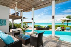 Sapphire Sunsets: New luxury beachfront... - HomeAway Providenciales - Provo
