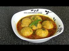CHICKEN KOFTA *COOK WITH FAIZA* - YouTube