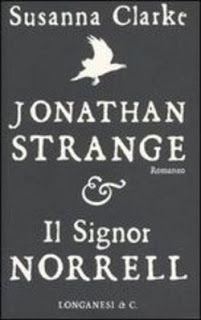 Leggere Libri Fuori Dal Coro : JONATHAN STRANGE E IL SIGNOR NORRELL Susanna Clarke
