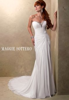 """Magie Sottero """"Jacee"""" front http://www.maggiesottero.com/dress.aspx?style=21903&page=0&pageSize=36&attrib28=256&keywordText="""