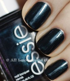 Essie Dive Bar.  Got this and can't wait to try it.  There is something kind of mysterious and ocean-y about it.  Love!