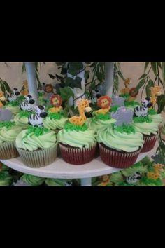 Sam S Club Cake Safari Shower Birthday Jungle Birthday