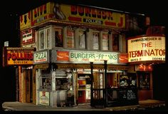 The Incredible Detail In These Miniature Movie Sets Will Blow Your Mind | So Bad So Good
