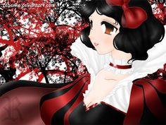 Clamp Snow White Blancanieves