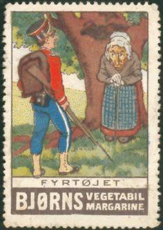 Stamp H.C. Andersen Fairy Tales