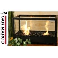 #Fireplace  #Zen Caminetto al bioetanolo Zen