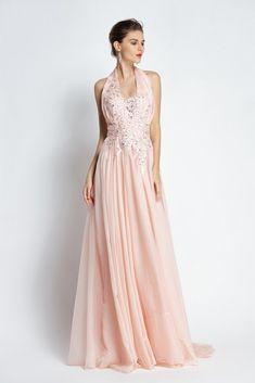 466658740993 ALine FloorLength Pleats Brush Train Evening Dress in 2019 wed