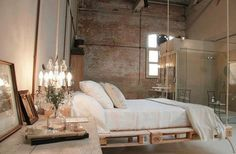 #Pallets #bed #cute #nice