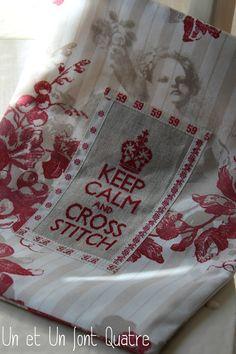 Keep calm and cross stitch (3)