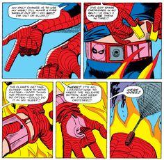 Steve Ditko, Amazing Spider-Man #12