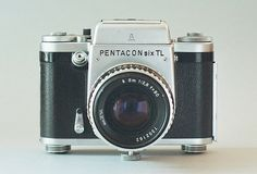 The Praktisix & Pentacon six series is a medium format film SLR system camera manufactured by KW later VEB Pentacon and Kombinat VEB Pentacon, Dresden, former East Germany and produced between 1957-90. Arsenal Kiev 60 is also with Pentacon six mount. But there is no relationship between the Praktisix/Pentacon six and the Kiev 6C/60. They share a common lens mount and film size but they are in no way the same and the Kiev is not the same mechanically.