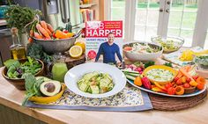 Home & Family - Recipes - Bob Harper's Skinny Meals! | Hallmark Channel