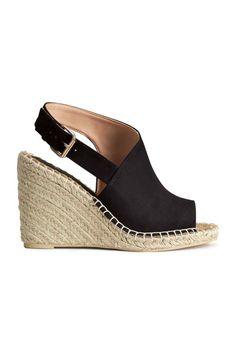 Sandalias de cuña   H&M