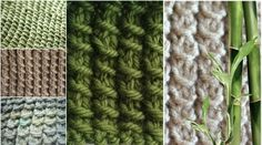 How To Knit a Bamboo Stitch