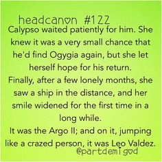 It must happen!!!! CALEO!!!!!