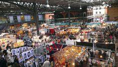 Spitalfields Market, Brick Lane Market y Petticoat Lane Market