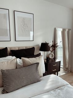 Room Ideas Bedroom, Home Decor Bedroom, Living Room Decor, My New Room, House Rooms, Apartment Living, Home Interior Design, Home And Living, Room Inspiration