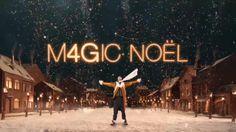 #M4GICNoel avec #orange