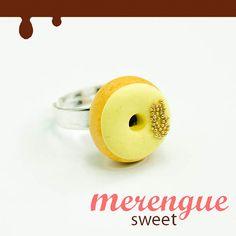 Sugar Ring by Merenguehandmade on Etsy, $20.93