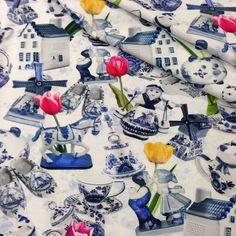 Tricot stof Dutch Blue van Qjutie Kids. Wees creatief maak je outfit absoluut uniek! Stoffen Online biedt een breed assortiment en levert direct uit voorraad.